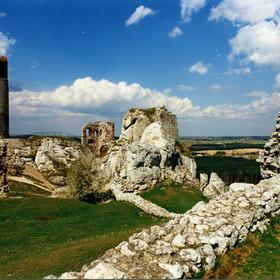 Sensacyjne odkrycie pod zamkiem w Olsztynie