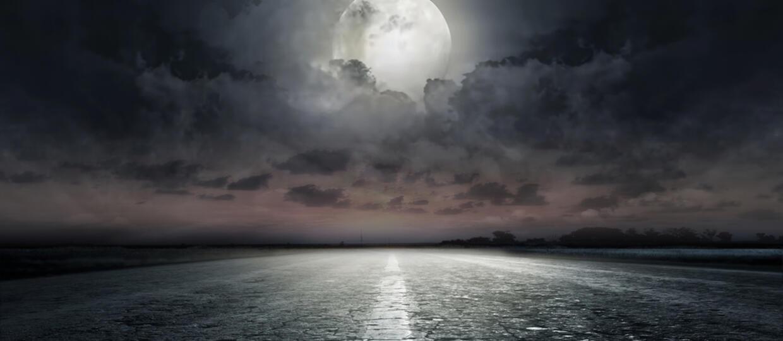 Pełnia Burzowego Księżyca w lipcu 2020