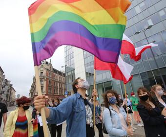 marsz równości katowice