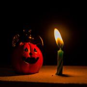 Dekoracje na Halloween - zdjęcie poglądowe