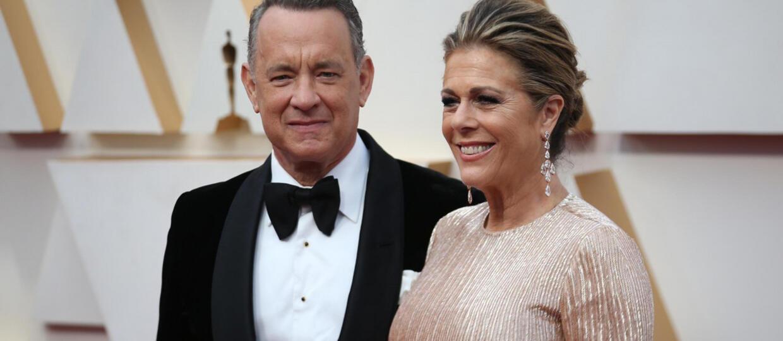 Tom Hanks i Rita Wilson