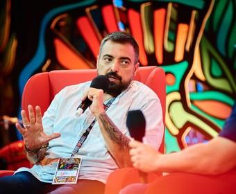 Tomasz Sekielski na Pol'andRock Festival 2020