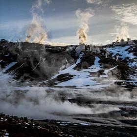 Trzęsienia ziemi na Islandii. W ciągu 10 dni wystąpiło ich aż 9 tys.