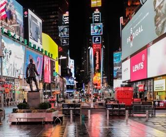 Twoje zdjęcie może pojawić się na Times Square. Rozpoczęła się nietypowa akcja #SendingLove