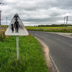 UFO w Kutnie i Legionowie? Mieszkańcy twierdzą, że nagrali kosmitów [WIDEO]