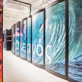 superkomputer Okeanos w ICM