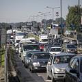 Ustawka pseudokibiców na autostradzie A4 Kraków