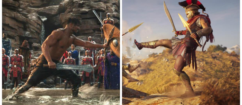"W ""Assassin's Creed Odyssey"" pojawił się Easter egg z filmu ""Black Panther"""