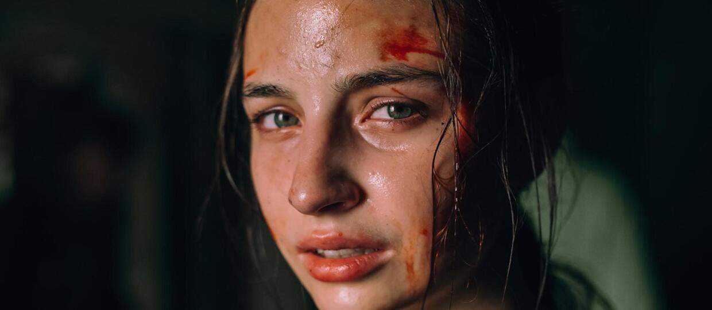 """kadr z filmu """"W lesie dziś nie zaśnie nikt"""""""