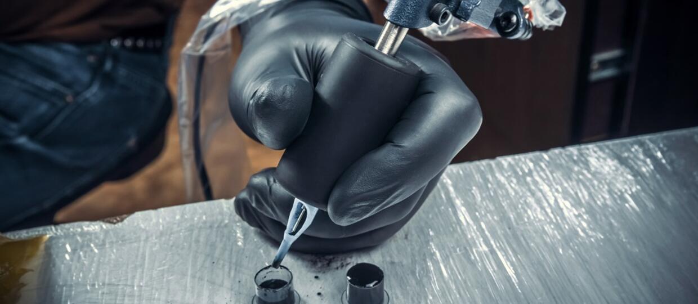 maszynka do robienia tatuażu