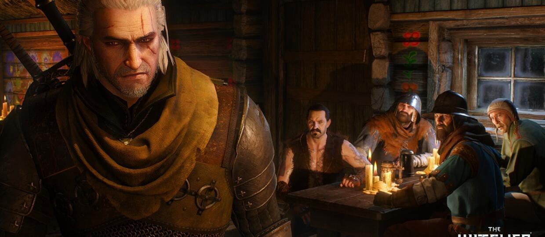 Geralt w grze Wiedźmin 3: Dziki Gon