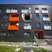 Wybuch w bloku w Warszawie. Eksplodowała elektryczna hulajnoga?