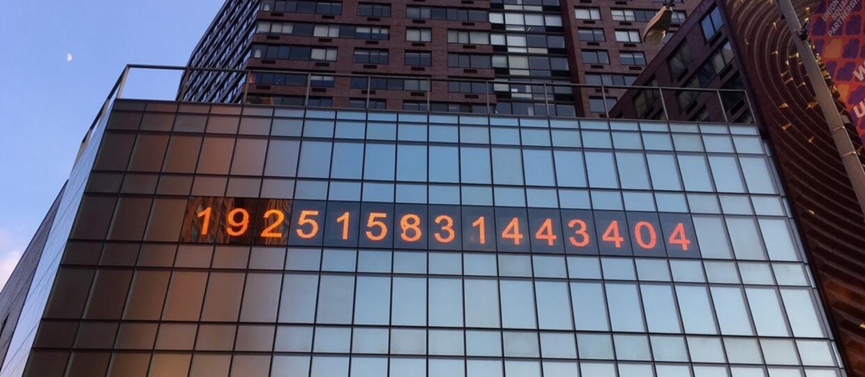 Zegar w Nowym Jorku zaczął odliczać czas do katastrofy klimatycznej. Ile czasu nam zostało?