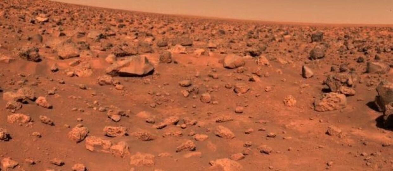 Życie na Marsie? Szokujące odkrycie naukowców