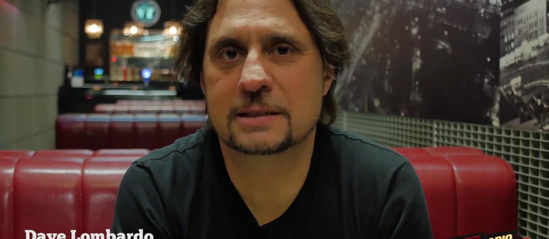 Dave Lombardo: Nie będę rozmawiał o Slayerze [VIDEO]