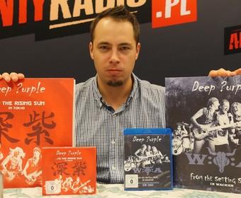 Jak wyglądają koncertowe płyty Deep Purple?