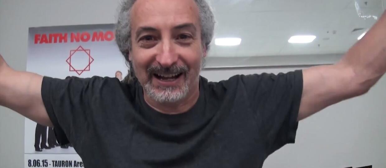 Mike Bordin: Faith No More jest mroczny i wesoły [VIDEO]