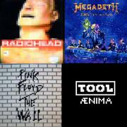 10 albumów przerobionych na 8 bitów