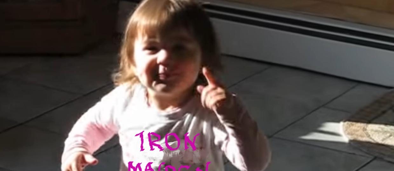 TOP 10 dzieci, które tańczą do rocka i metalu