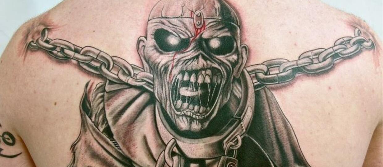 100 Rockowych I Metalowych Tatuaży Galeria Antyradiopl