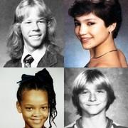 100 zdjęć gwiazd muzyki z młodości