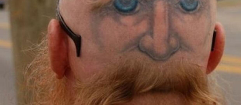 50 śmiesznych Tatuaży W Dziwnych Miejscach Galeria