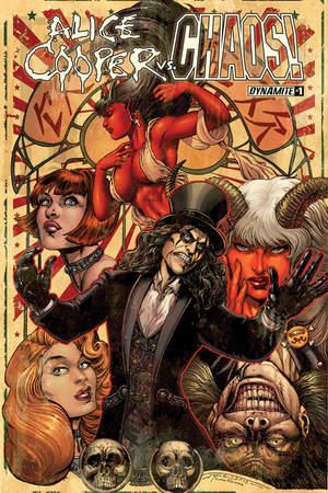 Alice Cooper kontra komiksowy Chaos