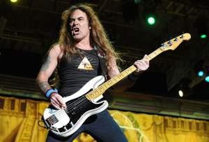 Basista Iron Maiden nie może sprzedać domu [GALERIA]