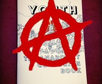 Basista Killing Joke wydał kolorowanki dla anarchistów