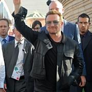 Bono komentuje sprawę imigrantów