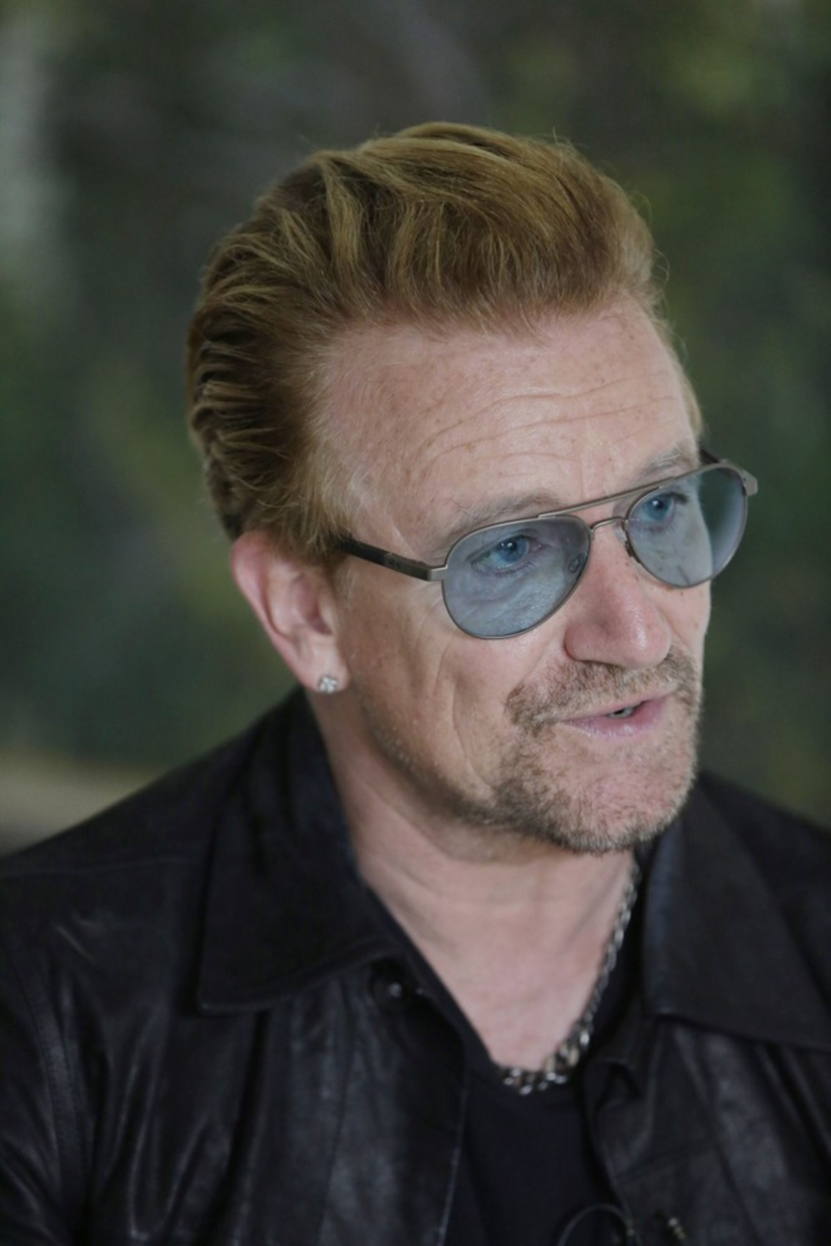 Bono: Stan mojej dłoni nie jest za dobry