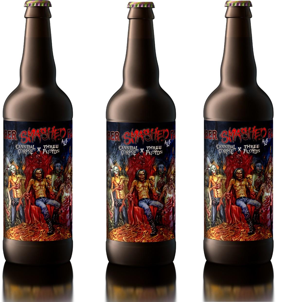Cannibal Corpse zmiażdży twarz swoim piwem