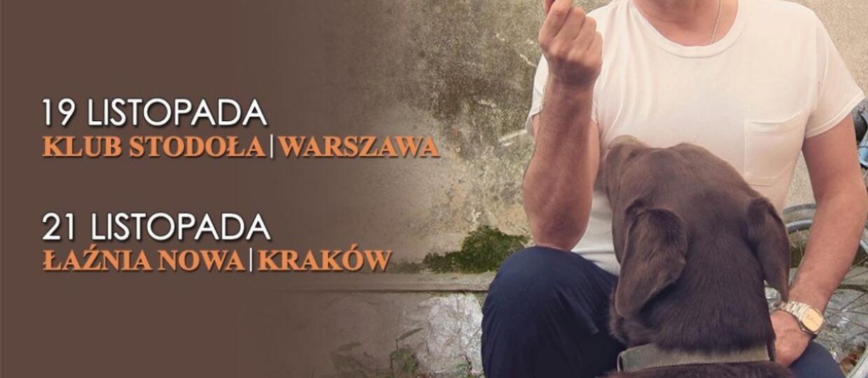 Co Morrissey usłyszał w Warszawie?