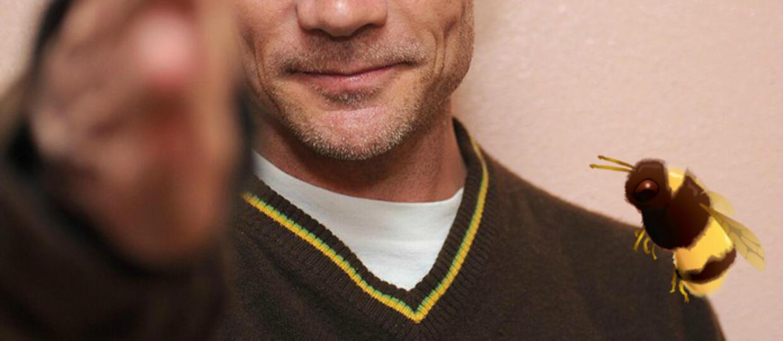 Flea z Red Hot Chili Peppers został pszczelarzem