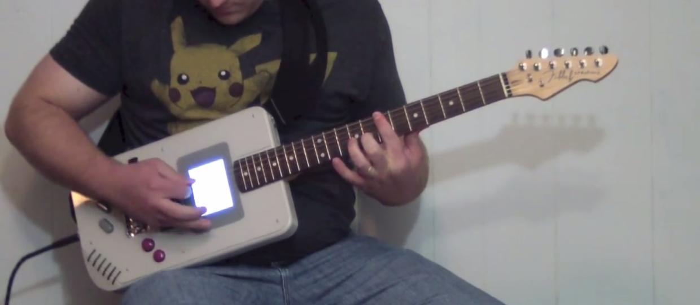 Gitara i Game Boy w jednym?