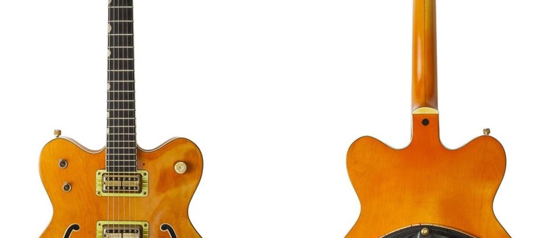 Gitara Lennona sprzedana za pół miliona dolarów!