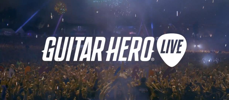 """""""Guitar Hero"""" powraca w wersji koncertowej"""