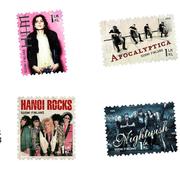 HIM, Nightwish i Apocalyptica na fińskich znaczkach!