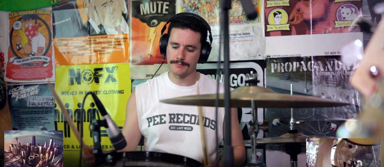 Historia perkusji Foo Fighters w 5 minut!