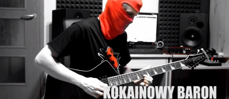 Jak brzmi Gang Albanii zagrany na gitarze?