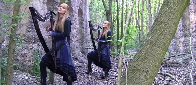 Jak brzmi Nightwish w wykonaniu Harp Twins?