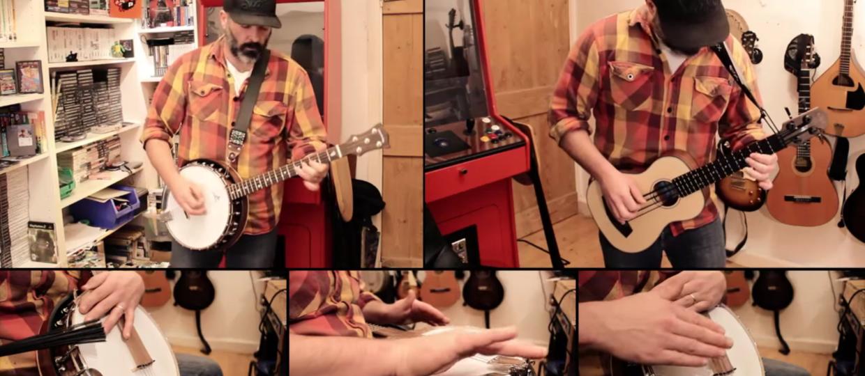 Jak brzmi Rage Against The Machine na banjo?