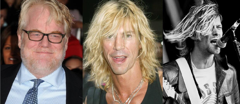 Jak Duff McKagan nie uratował Cobaina