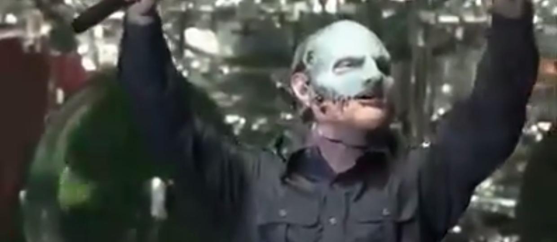 "Jak Slipknot śpiewa ""Livin' La Vida Loca""?"