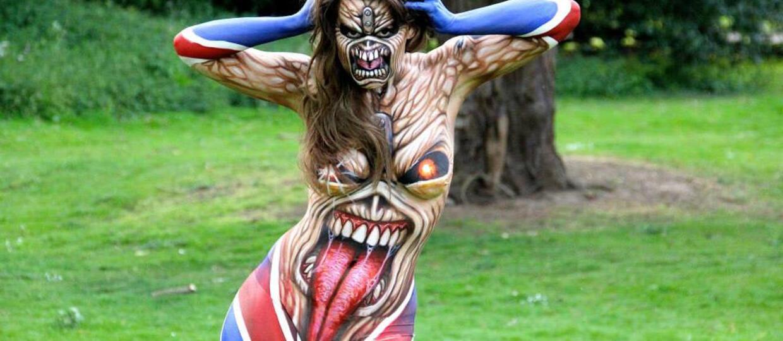 Jak zostać Eddiem z Iron Maiden?