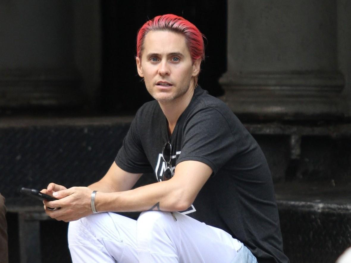 Jared Leto: Grać Jokera, to jak rodzić przez prącie