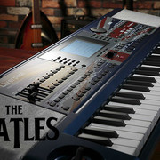 Korg stworzył keyboard do grania The Beatles