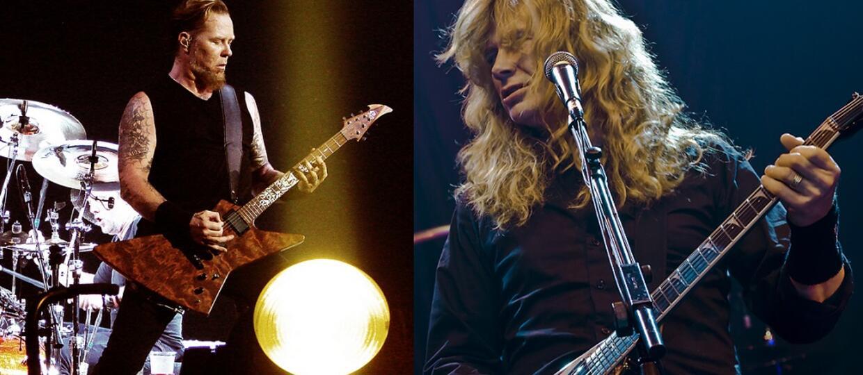Metallica i Megadeth razem?