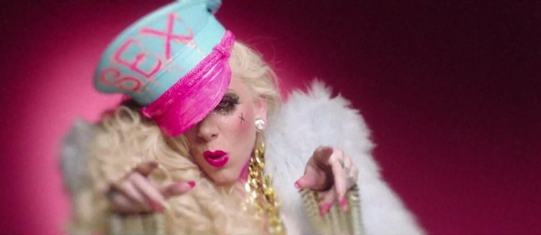 Metalowa Barbie w klipie zespołu In This Moment