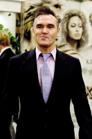 """Morrissey nie dał autografu, """"bo ma Ebolę""""!"""